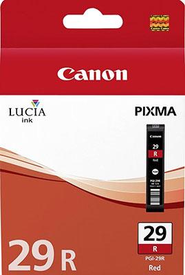 Фото - Картридж Canon PGI-29 R 4878 B 001 Красный автокресло chicco keyfit красный