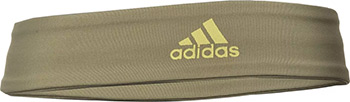 Повязка на голову Adidas ADYG-30211BGTC (беж.)