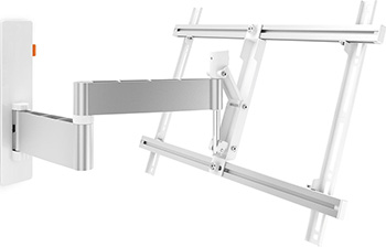 Кронштейн для телевизоров Vogel`s W53081 белый цена и фото