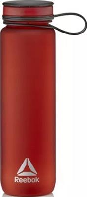 Бутылка спортивная Reebok Tritan 1 л (красн) RABT-14001RD футболка спортивная reebok reebok re160ewfkwz1