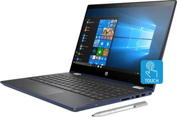 цена на Ноутбук HP Pavilion x360 14-cd1015ur i5 (5SU62EA)