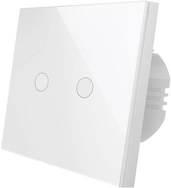 Wi-Fi выключатель двухканальный Rubetek, RE-3317, Китай  - купить со скидкой
