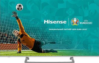 4K (UHD) телевизор HISENSE