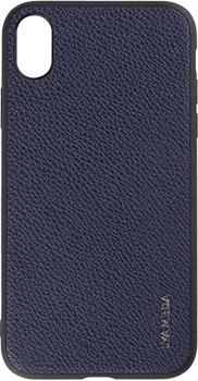 Чехол (клип-кейс) Lyambda ELARA для iPhone XR (LA04-EL-XR-BL) Blue чехол x level enjoy card для apple iphone xr blue