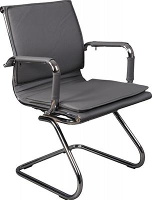 Фото - Кресло Бюрократ CH-993-Low-V/grey серый кресло бюрократ ch 993 low v ivory