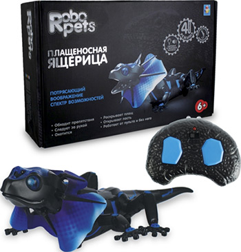 В виде животного(ых) 1 Toy Робо-Ящерица на ИК управлении Т13 роботы ocie робо ящерица с ик управлением