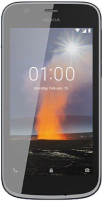 цена Смартфон Nokia 1 DS (TA-1047) 8GB Blue/синий