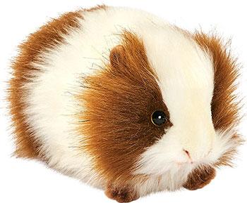 Мягкая игрушка Hansa Creation 3245 Морская свинка бело-рыжая 30 см моя маленькая морская свинка