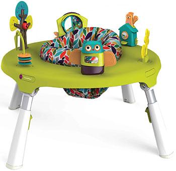 Игровой центр Oribel Лесные друзья CY303-90001-INT-R пластиковая мебель oribel табуреты для детей страна чудес