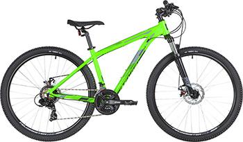 Велосипед Stinger 27 5'' Graphite STD 18'' зеленый