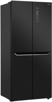 Многокамерный холодильник TESLER RCD-480I GRAPHITE