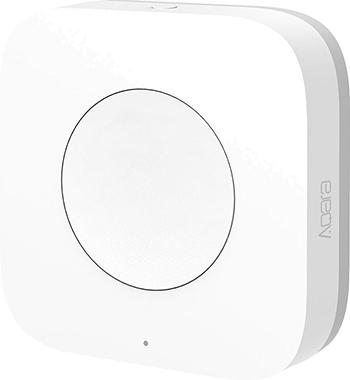 Беспроводной мини-выключатель Xiaomi Aqara Wireless Switch (Mini) (WXKG11LM)