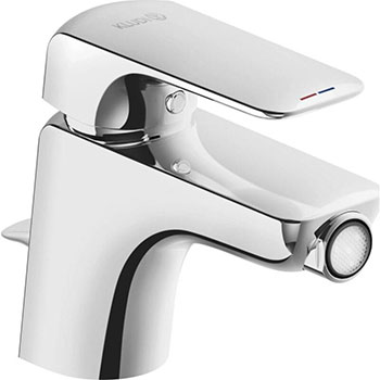 Фото - Смеситель для ванной комнаты Kludi AMEO для биде арт. 412160575 смеситель для ванной комнаты kludi ameo для ванны и душа 414450575