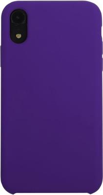Фото - Чеxол (клип-кейс) Eva для Apple IPhone XR - Фиолетовый (7279/XR-PR) чеxол клип кейс eva для apple iphone xr чёрный 7279 xr b