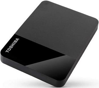 Фото - Внешний жесткий диск (HDD) Toshiba Canvio Ready HDTP340EK3CA черный внешний жесткий диск 2 5 usb3 0 1tb toshiba canvio ready hdtp210ek3aa черный