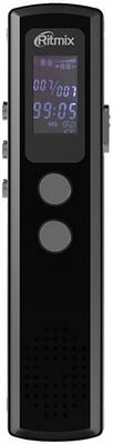Цифровой диктофон Ritmix RR-120 4GB black