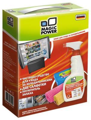 Набор для ухода Magic Power MP-21060 антивибрационные подставки для стиральных машин magic power mp 610