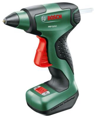Клеевой пистолет Bosch PKP 3.6 Li (0603264620) цена и фото