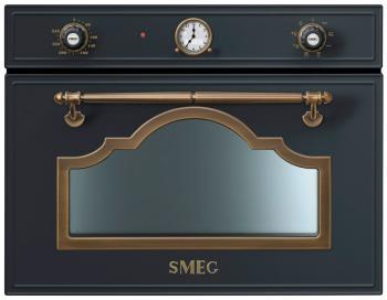 Встраиваемая микроволновая печь СВЧ Smeg SF 4750 MAO все цены