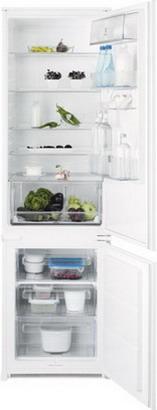 Встраиваемый двухкамерный холодильник Electrolux ENN 93111 AW цена