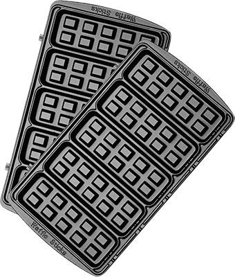 лучшая цена Комплект съемных панелей для мультипекаря Redmond RAMB-13 (мини вафли)