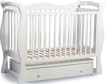 Детская кроватка Sweet Baby Dolce Vita Bianco (Белый)