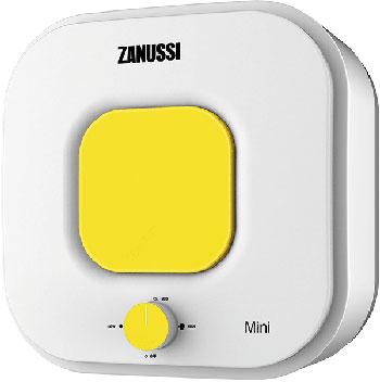 Водонагреватель накопительный Zanussi ZWH/S 15 Mini U (Yellow) водонагреватель накопительный zanussi zwh s 15 mini u yellow