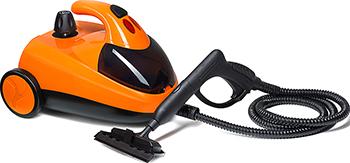 Пароочиститель Kitfort КТ-908-3 оранжевый