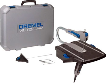 Фото - Лобзик Dremel Moto Saw 2in1 F 013 MS 20 JC пилка по дереву dremel ms51 moto saw 5 шт