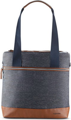 Сумка - рюкзак Inglesina BACK BAG APTICA INDIGO DENIM сумка рюкзак inglesina back bag aptica iceberg grey
