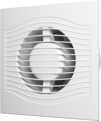 Вентилятор вытяжной с обратным клапаном DiCiTi SLIM 6C цена