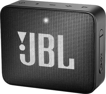 лучшая цена Портативная акустическая система JBL GO2 черный JBLGO2BLK