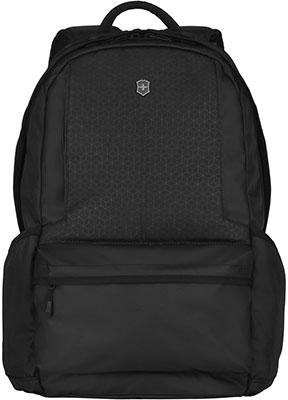 Рюкзак для города Victorinox Altmont Original Laptop Backpack 15 6 чёрный 100% полиэстер 32x21x48 см 22 л 606742