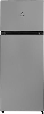 Фото - Двухкамерный холодильник LEX RFS 201 DF IX холодильник lex rfs 202 df ix