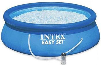 Фото - Бассейн Intex Easy Set 366х76 см 5621 л фил.-насос 2006 л/ч бассейн intex intex easy set 244х61 см 1942 л фил насос 1250 л ч