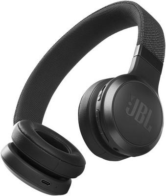 Фото - Накладные наушники JBL LIVE460NC BLK беспроводные наушники jbl t115bt blk
