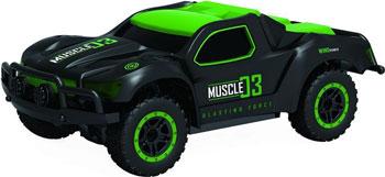 Машина на р/у 1 Toy Драйв раллийная Аккум. 4.8V 4WD масштаб 1:43 14км/ч зеленый недорого