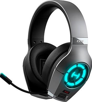 Фото - Гарнитура игровая проводная Edifier GX серый 2м мониторные USB оголовье микрофон проводной hama allround 00139906 2м black