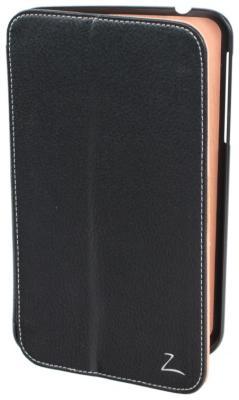 Чехол (флип-кейс) LAZARR iSlim Case для Samsung Galaxy Tab 3 7.0 черный mooncase окно просмотра кожа флип сторона чехол подставка чехол для samsung galaxy note 3 neo n750 lite n7505 белый
