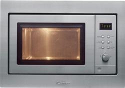 Встраиваемая микроволновая печь СВЧ Candy MIC 256 EX микроволновая печь bbk 23mws 927m w 900 вт белый