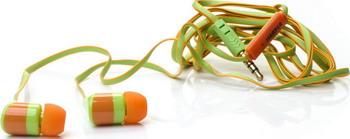 Вставные наушники Harper KIDS H-34 orange