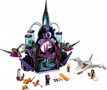 Конструктор Lego SUPER HERO GIRLS Тёмный дворец Эклипсо 41239