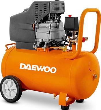 Компрессор Daewoo Power Products DAC 50 D компрессор масляный daewoo power products dac 90b 90 л 2 4 квт