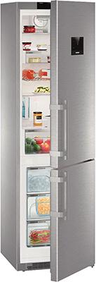 лучшая цена Двухкамерный холодильник Liebherr CNPes 4868-20