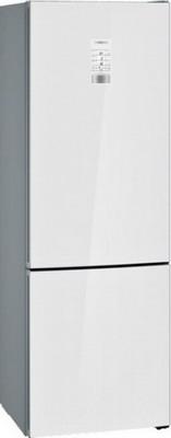 лучшая цена Двухкамерный холодильник Siemens KG 49 NSW 2 AR