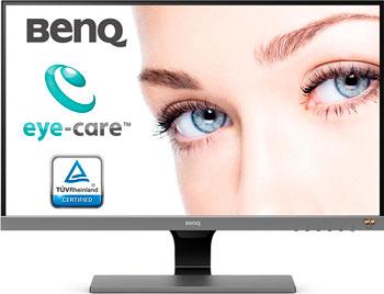 все цены на ЖК монитор BenQ EW 277 HDR (9H.LGNLB.QSE) gl.Black онлайн