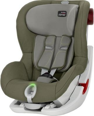 Автокресло Britax Roemer King II LS Olive Green Trendline 2000025681