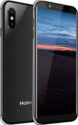 Смартфон Haier Elegance E7 Black стоимость