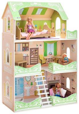Кукольный домик Paremo Луиза Виф (с мебелью) PD 318-10 цена и фото