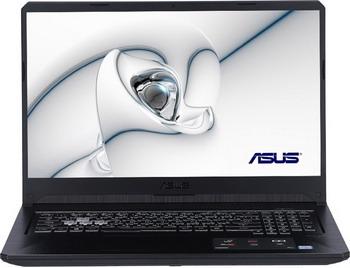 Ноутбук ASUS FX 705 GM-EW 187 i7-8750 H (90 NR 0121-M 04100) цена и фото